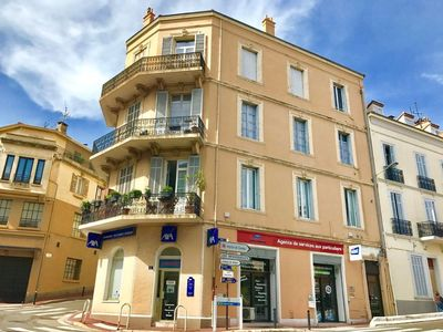 Photo for Apartment Cannes for 1 - 3 people - multi-storey apartment / duplex