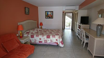 Photo for Studio 50 meters from the beach Residence of La Vieille Tour