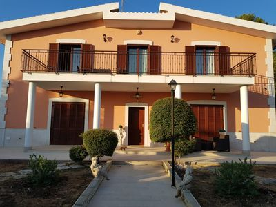 Photo for Bed and Breakfast Rooms in Villa Fatima with swimming pool