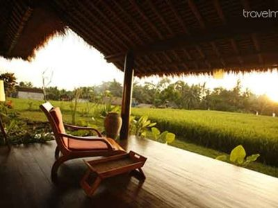 2+2BR Villa With Rice Terraces View