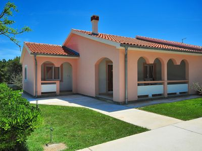 Photo for 30 m to the sandy beach Smratine | Apartment for 5-7 persons
