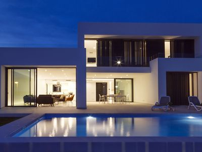 Photo for Brand new luxury villa, private swimming pool and phenomenal view of Calpe