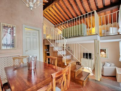 Photo for One bedroom Apartment, sleeps 4 in Monterappoli with Pool and WiFi