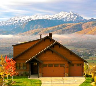 Photo for Stunning Views, Luxury Home 4 King Suites, Snowbasin-Powder Mt