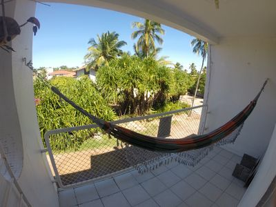 Photo for Full apartment on the main street and 150m from the natural pools.