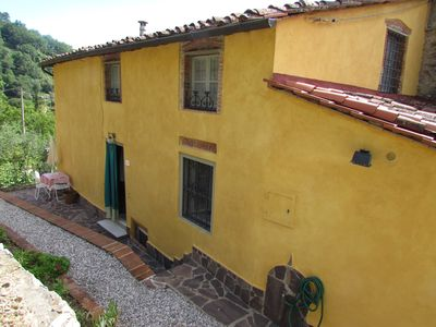 Photo for farmhouse on the hills of Lucca