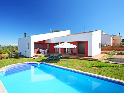Photo for Vacation home Nat  in Vidreres, Costa Brava - 8 persons, 4 bedrooms