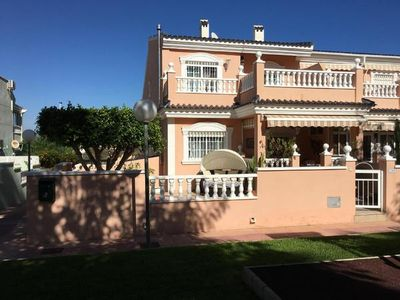 Photo for Gran Alacant house for 4 - 6 people with 3 bedrooms - Holiday home