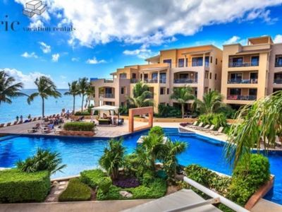 Photo for Ocean Front - Pool Front - Beach View Luxury Home