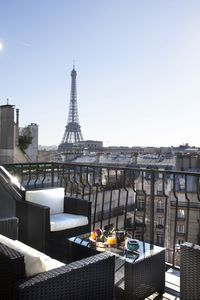 Photo for Luxury Apartment Eiffel Tower