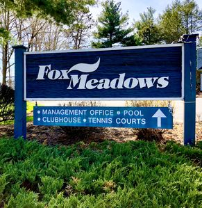 Fox Meadows is the most desirable condo complex in Cromwell.