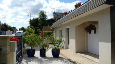 Photo for Cottage 2-4 people near Caen, Normandy and landing beaches