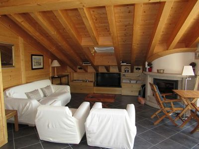 Photo for DEPART HIKING FOOT OF THE TRACKS CHARM FOUD APARTMENT 94 M2