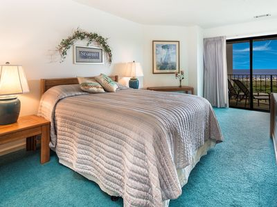 Sea Cloisters | OCEANFRONT | Private Complex Pool | FREE Bike & Beach Credit