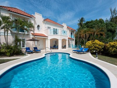 Photo for Sundown Villa - A Grandiose Estate, Beautiful Pool and Beach