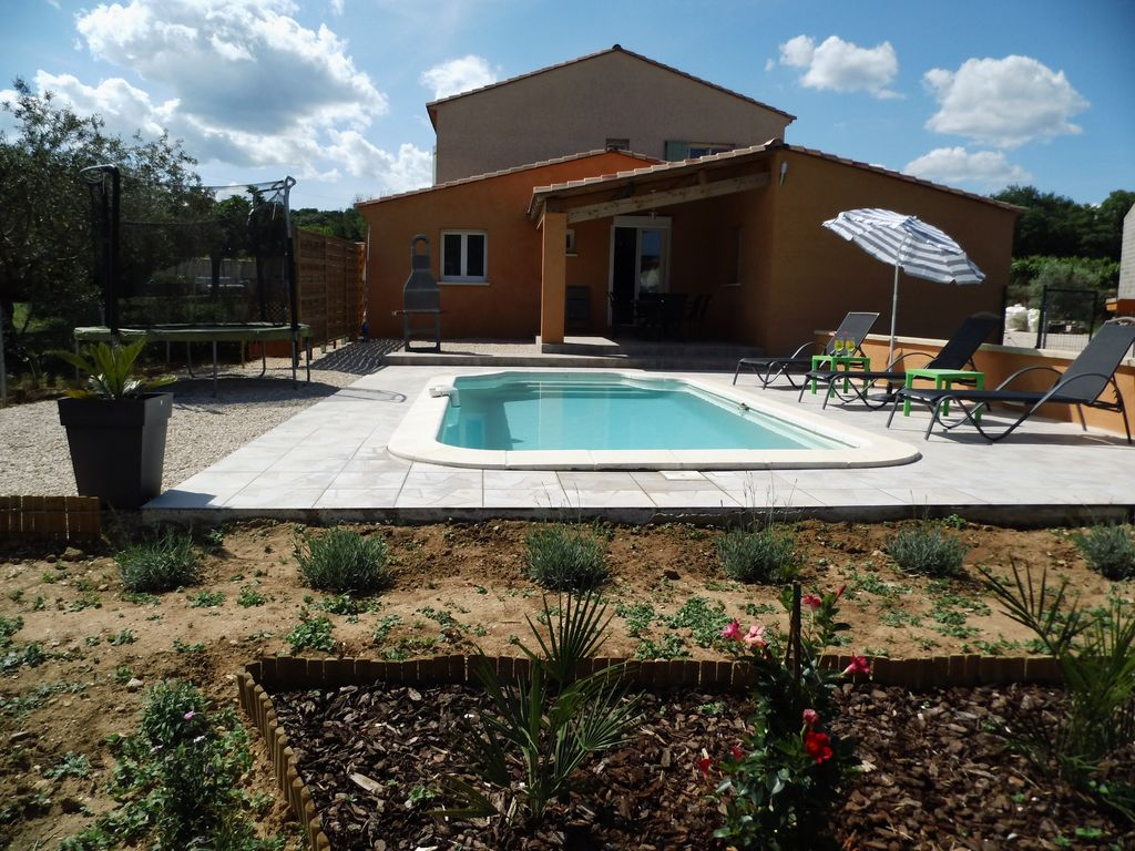 Cottage With Private Pool Saint Marcel De Careiret Gard Languedoc Roussillon