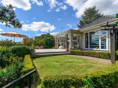 Photo for A secluded Havelock North home with stunning views