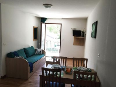 Photo for Apartment in Superbagnères at 400m from the slopes - 2 Room Apartment 4 people