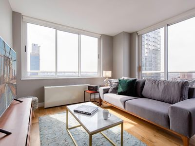 Photo for 2BR in Hell's Kitchen w/ Gym + Pool close to the subway by Blueground