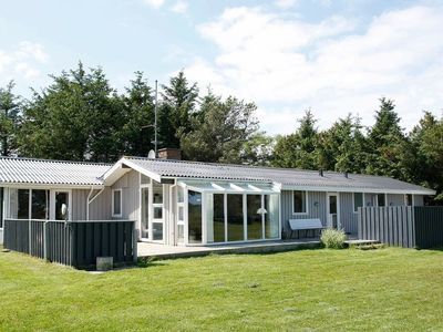 Photo for Plush Holiday Home in Jerup with Swimming Pool