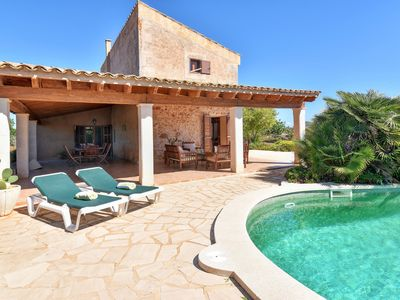 Photo for Country house with private pool quiet area