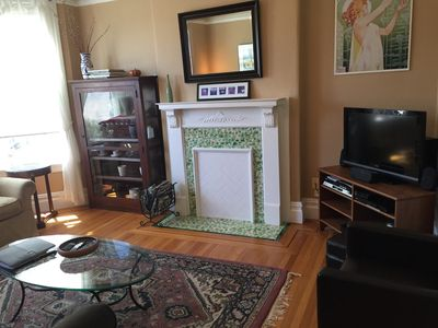 Photo for Stately flat in the bustling Castro District