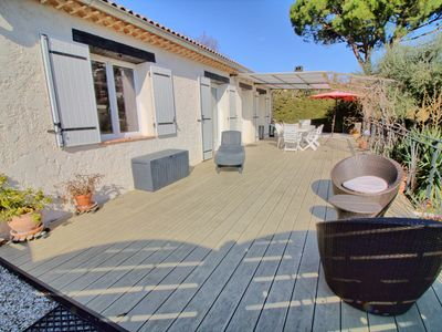 Photo for Beautiful detached villa of 100m2 for unforgettable moments
