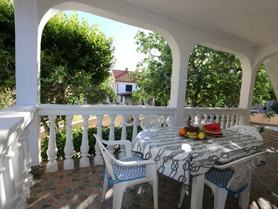 Photo for Apartments Nadenic (10065-A1) - Silo - island Krk