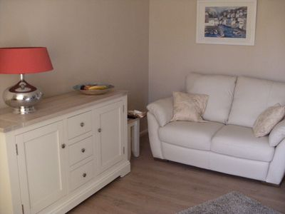 Photo for York City centre apartment with garden and secure parking.