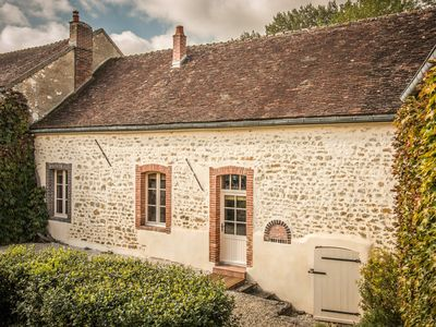 Photo for Superb French Cottage in Burgundy! Discover Chablis Wine region & local