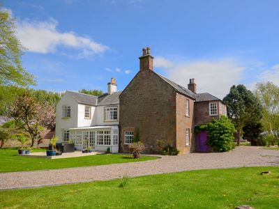 Photo for 6 bedroom accommodation in Alyth, near Blairgowrie