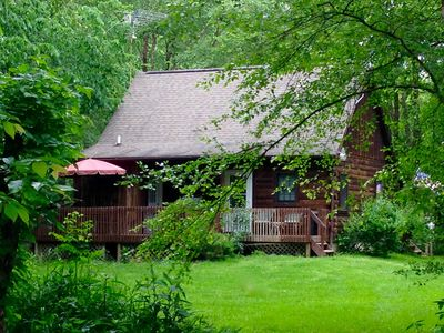 Photo for 2BR Cabin Vacation Rental in Laurelville, Ohio