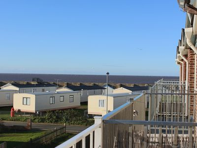 Photo for 3 Bedroom, 2 Bathroom Property. Balcony with sea view based in Hunstanton.