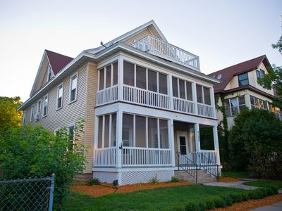 Photo for 2100 DUPONT AVE S - 4 BD - Close to FINAL FOUR ACTION! LOWRY HILL - UPTOWN AREA