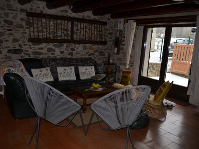 Photo for Superb cottage furnished Aure Valley in nature change of scenery