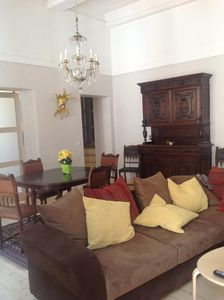 Photo for Luxury apartment in the historical centre of Medieval Beziers, South of France