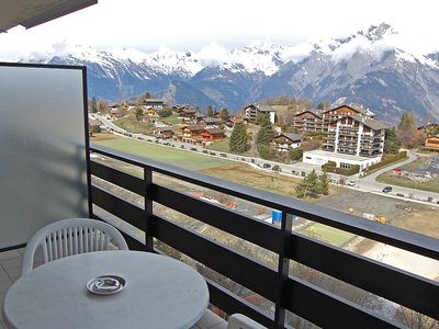 Photo for Apartment in the center of Nendaz with Lift, Parking, Balcony, Washing machine (42539)