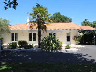 Photo for Villa 3 bedrooms Bassin d'Arcachon comfortable and modern