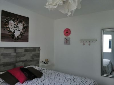 """Photo for Charming Holiday Apartment """"Apartamento Anaca 2"""" Next to the Beach with Terrace & Wi-Fi"""