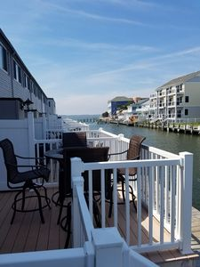 Photo for Bayside canal front condo