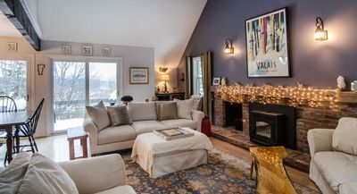 Photo for 3BR Condo Vacation Rental in White River Junction, Vermont