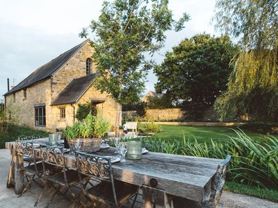 Photo for Luxurious eco-friendly 3 bedroom Barn in the heart of the Cotswolds