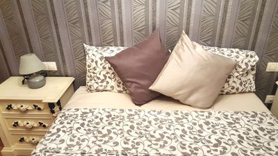 Photo for LUXURY DOUBLE ROOM WITH PRIVATE BATHROOM ENSUIT (IN RUZAFA CITY CENTER)