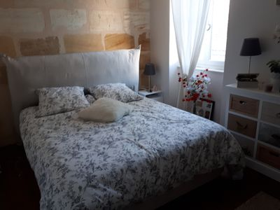 Photo for Adorable pied a terre to visit Bordeaux and its region