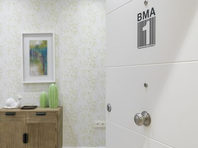 Photo for BMA1 by Forever Rentals. Accessible 1bedroom apartment. Air conditioning. Wifi