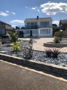 Photo for Detached House with Sea Views, Enclosed rear Garden