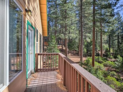 Photo for North Lake Tahoe Cabin w/Decks - 5 Min. to Beach!