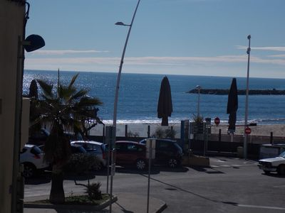 Photo for Nice apartment with terrace 20m from the sea (3 bedrooms)