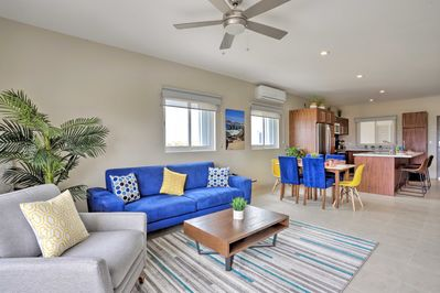 Treat yourself to a seaside retreat at this vacation rental condo!