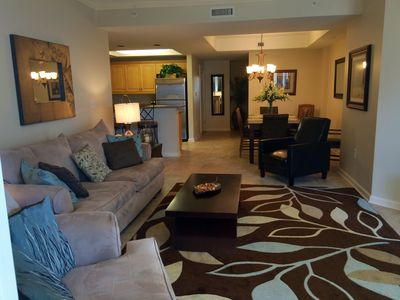 Photo for Your Home Away From Home! Royale Palms 208 Oceanfront View, Free WiFi, Sleeps 10
